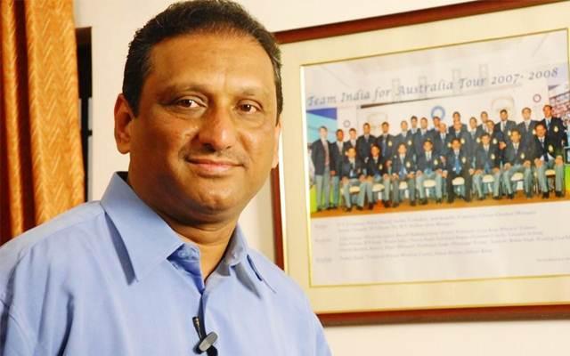 MV Sridhar