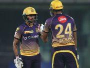 Manish Pandey and Yusuf Pathan