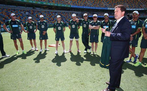 Mark Taylor Australia Test