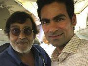 Mohammad Kaif and Vinod Khanna