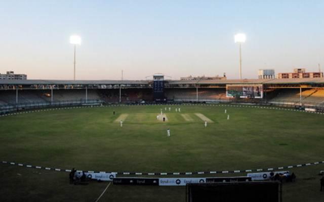 National Cricket Stadium in Karachi Pakistan