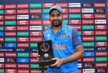 Rohit Sharma India BCCI