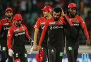 Royal Challengers Bangalore IPL 2017