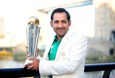 Sarfraz Ahmed News Champions Trophy