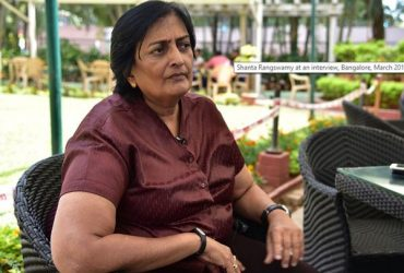 Shantha Rangaswamy IPL