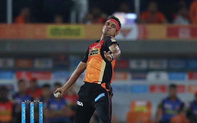 IPL 2018: Siddarth Kaul figures out the reasons why SRH lost the plot  against Kings XI Punjab