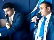 Sourav Ganguly and Virender Sehwag