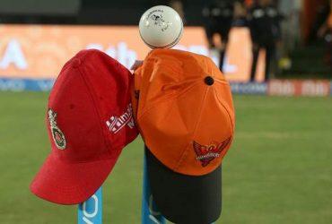 SRH v RCB IPL