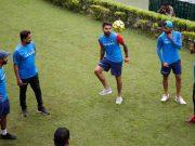 Team India football BCCI