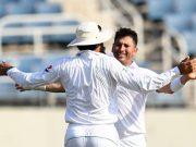 Pakistan's bowler Yasir Shah