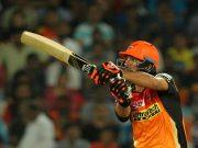 Yuvraj Singh of Sunrisers Hyderabad
