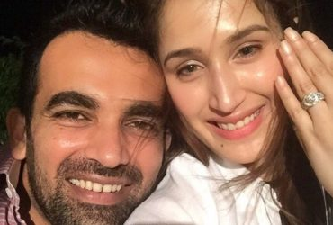 Zaheer Khan and Sagarika