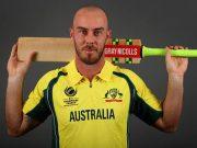 Chris Lynn of Australia