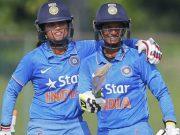 Deepthi Sharma and Poonam Raut