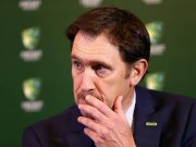 James Sutherland CEO Cricket Australia