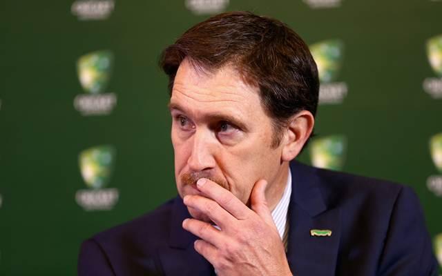 James Sutherland CEO Cricket Australia