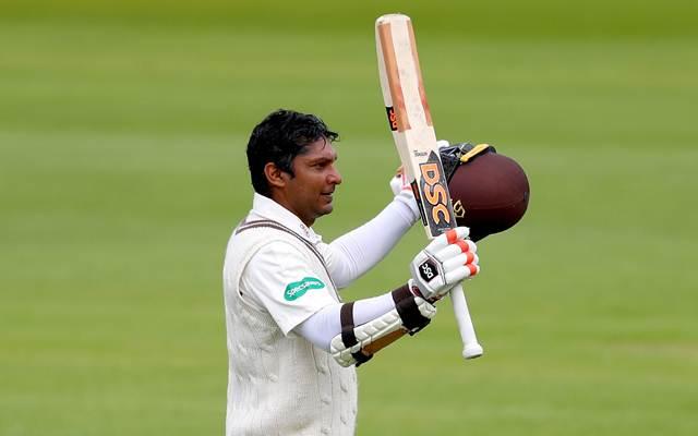 Kumar Sangakkara of Surrey