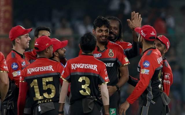 Avesh Khan of Royal Challengers Bangalore IPL - News