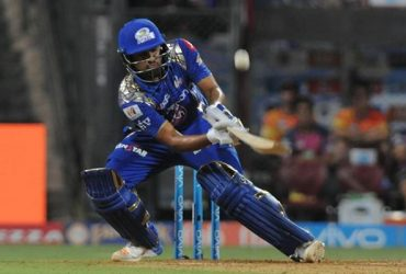 Rohit Sharma of Mumbai Indians