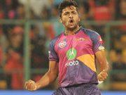 Shardul Thakur of Rising Pune Supergiant