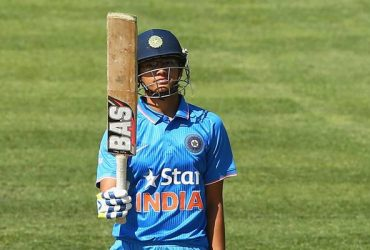 Smriti Mandhana of India