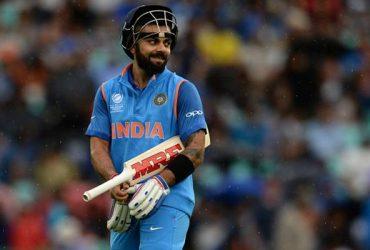 Virat Kohli of India v Pakistan
