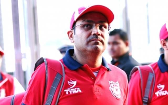 Virender Sehwag IPL - MS Dhoni