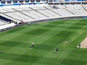 Bangladesh v Pakistan warm-up