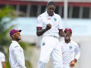 Jason Holder of West Indies
