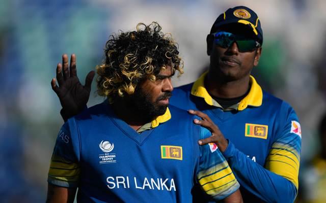 Sri Lanka bowler Lasith Malinga