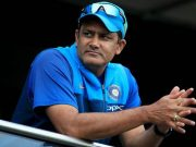 India head coach Anil Kumble Mumbai Indians