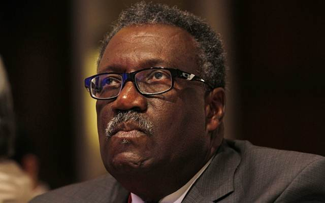 Clive Lloyd former Captain, West Indies