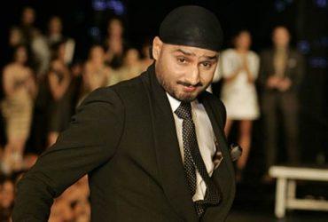Cricketer Harbhajan Singh