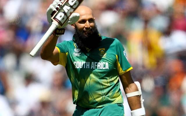 Hashim Amla of South Africa News