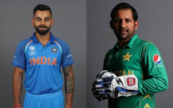 India v Pakistan 2017