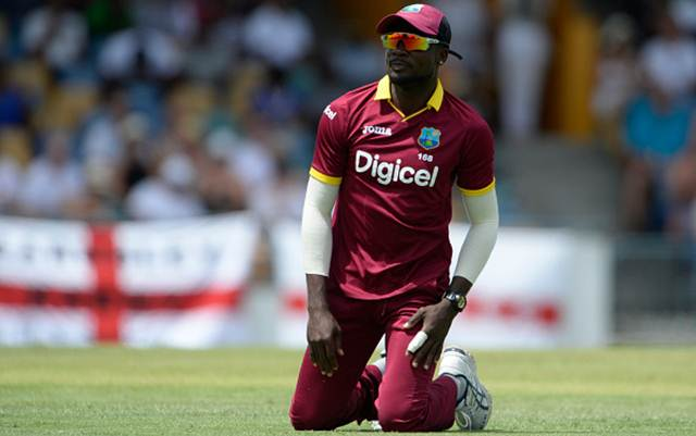 Jonathan Carter of the West Indies