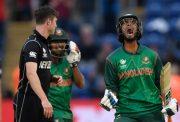 Bangladesh batsman Mohammad Mahmudullah