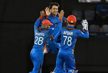 Rashid Khan News Afghanistan Australia