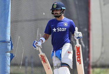 Virat Kohli Team India