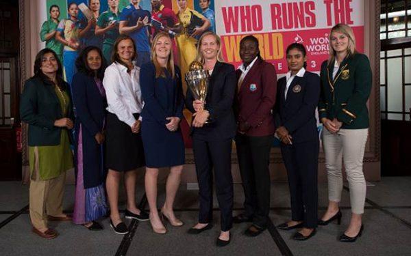Captains Women's World Cup
