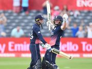 England Women v South Africa Women