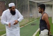 Inzamam-ul-Haq and Babar Azam