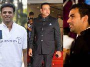 Rahul Dravid, Ravi Shastri and Zaheer Khan News