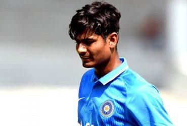 Anukul Roy Indian squad
