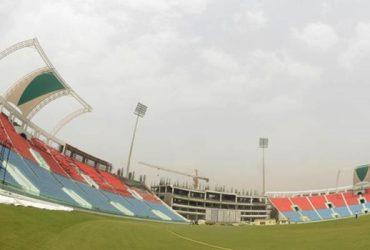 Ekana International Cricket Stadium. (Photo Source: Twitter)