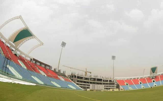 Ekana International Cricket Stadium. (Photo Source: Twitter)