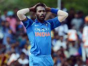 Indian cricketer Hardik Pandya News