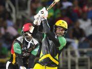 Kumar Sangakkara of Jamaica Tallawahs