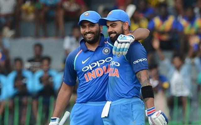 Team India Rohit Kohli