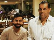 Virat Kohli and The Great Khali